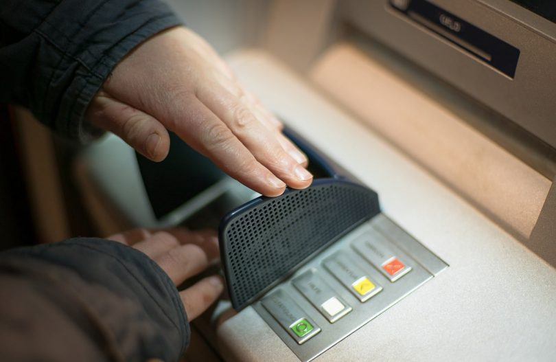 Geld abheben im Ausland