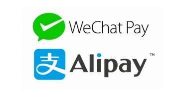 WeChat Pay und Alipay