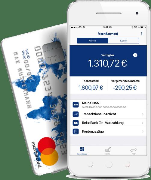 Bankomo App